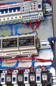 Управление  электродвигателями  СУПР-ЭД