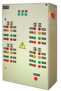 Управление  вентиляцией  СУПР-УВ
